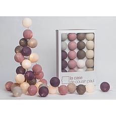 Achat Suspension  décorative Guirlande Lumineuse KENSINGTON - 20 boules