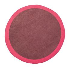 Achat Tapis Tapis rond Lumbini 120 cm Ultra rose/Améthyste