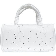 "Achat Trousse Trousse coton blanc Mini Etoiles Argents ""ETOILE"""