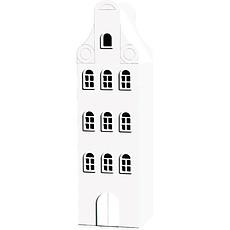 Achat Armoire Armoire Amsterdam cloche blanc 180 / 50 / 50