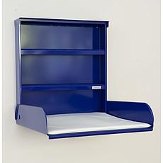 """Achat Table à langer Table à langer murale Fifi """"Bleu électrique"""""""