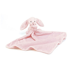 Achat Doudou Bashful Pink Bunny Soother - Doudou Lapin 33 cm