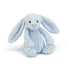 Achat Peluche Bashful Blue Bunny - Medium