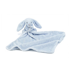 Achat Doudou Bashful Blue Bunny Soother - Doudou Lapin 33 cm