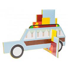 Achat Objet décoration Voiture des Vacances Pop Out Cards