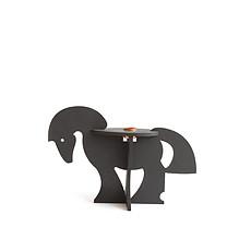 Achat Objet décoration Chandelier Cheval - Noir