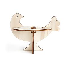 Achat Objet décoration Chandelier Oiseau - Bois