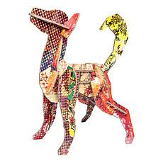 Achat Objet décoration Chien Totem