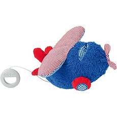 Achat Doudou Grand avion Musical