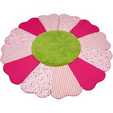 Achat Tapis éveil & Tipi Couverture Patchwork Fleur Dans le Jardin