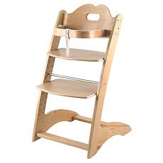 Achat Chaise haute Chaise haute Laura - naturel