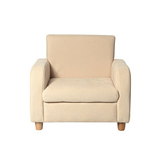 Achat Fauteuil Fauteuil sofa fabric - beige