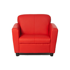 Achat Fauteuil Fauteuil Chester - rouge