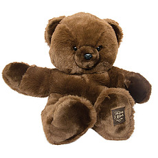 Achat Peluche Peluche Ours Collection Marron 80 cm