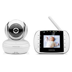 Achat Écoute bébé Babyphone video MBP33S
