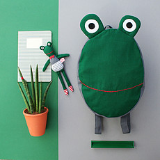Achat Bagagerie enfant Sac à Dos Philip Frog
