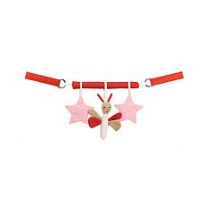 Achat Accessoires poussette Chaine de Poussette Lily Papillon