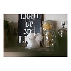 Achat Veilleuse Veilleuse LED Betty l'Ecureuil - Blanc