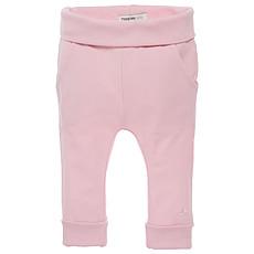 Achat Bas Bébé Pantalon en Jersey Rose Humpie - 1 Mois