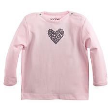 Achat Hauts bébé Tee-shirt Manches Longues Rose Lady - 1 Mois