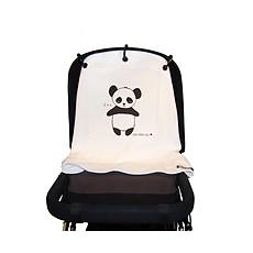 Achat Ombrelle et protection Rideau de Poussette Baby Peace - Panda