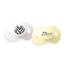 Achat Sucette Pack de 2 sucettes Zebra Sunshine
