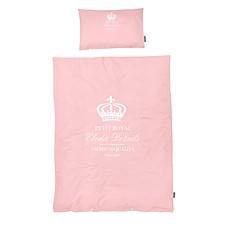 Achat Linge de lit Parure de Lit Petit Royal Rose