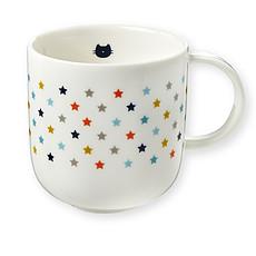 Achat Tasse & Verre Mug en Porcelaine Etoiles Colorées