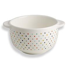 Achat Vaisselle & Couvert Bol en Porcelaine Pois Blanc