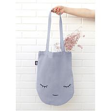 Achat Bagagerie enfant Tote Bag Créature 40 x 32 cm Gris