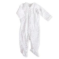 "Achat Pyjama Combinaison Zippée Manches Longues ""Lovely Mini Hearts"""