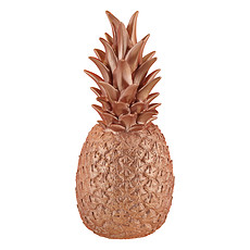 "Achat Lampe à poser Lampe Ananas ""Piñacolada"" - Bronze"