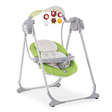 Achat Transat Balancelle Polly Swing Up - Vert