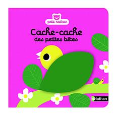 Achat Livre d'éveil Cache-Cache des Petites Bêtes