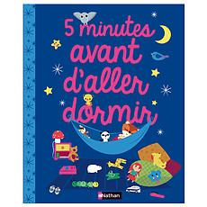 Achat Livre & Carte 5 Minutes Avant d'Aller Dormir