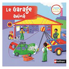 Achat Livre & Carte Le Garage Animé