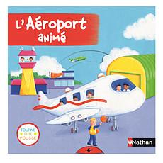 Achat Livre & Carte L'Aéroport Animé