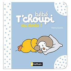Achat Livre d'éveil Bébé T'choupi au Dodo !