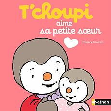 Achat Livre & Carte T'choupi Aime sa Petite Soeur