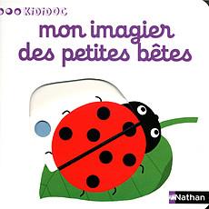 Achat Livre & Carte Mon Imagier des Petites Bêtes