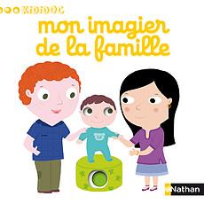 Achat Livre & Carte Mon Imagier de la Famille