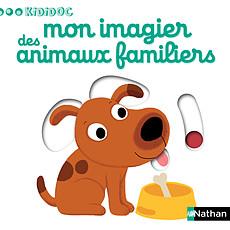 Achat Livre & Carte Mon Imagier des Animaux Familiers