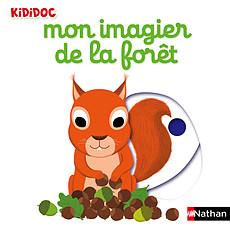 Achat Livre & Carte Mon Imagier de la Forêt