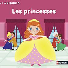 Achat Livre & Carte Les Princesses
