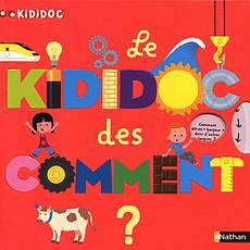 Achat Livre & Carte Le Kididoc des Comment
