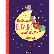 Achat Livre & Carte 5 Minutes de Câlins Avant d'Aller Dormir