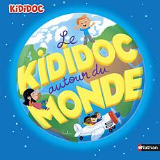Achat Livre & Carte Le Kididoc Autour du Monde