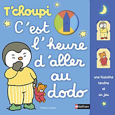 Achat Livre & Carte T'choupi, C'est l'Heure d'Aller au Dodo !