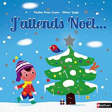 Achat Livre & Carte J'attends Noël
