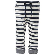 Achat Bas Bébé Pantalon en Jersey Rayé Marine TY - 1 Mois